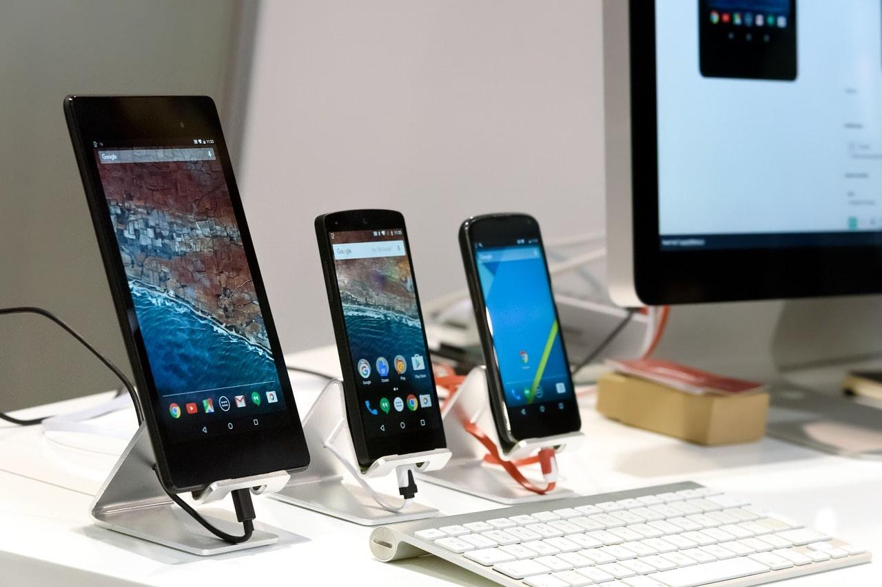 deployez votre flotte de smartphones vendeurs