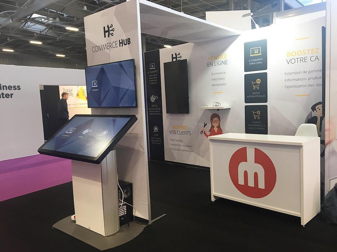 commerce hub vous aide à digitaliser votre point de vente