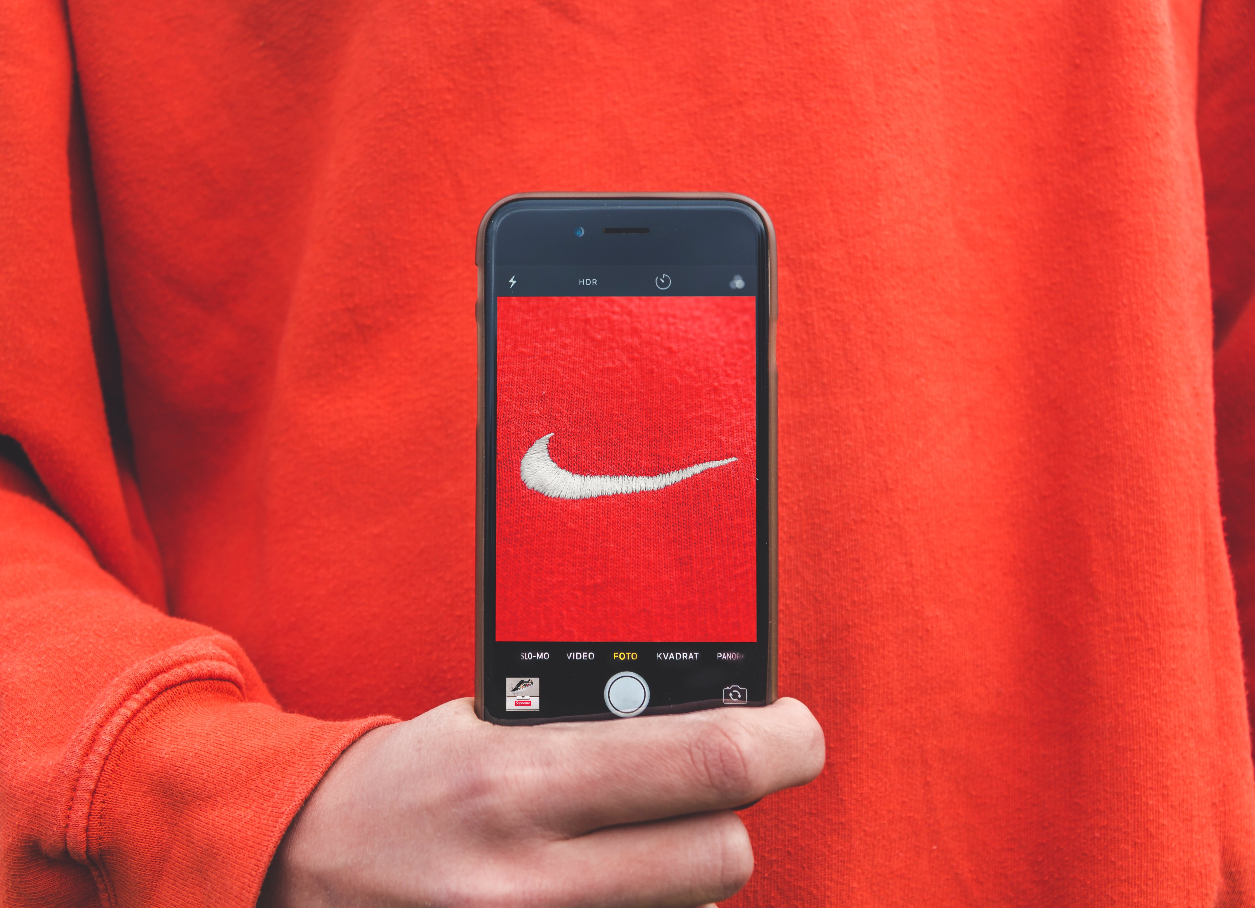 la nouvelle boutique de Nike vivante et digitalisee